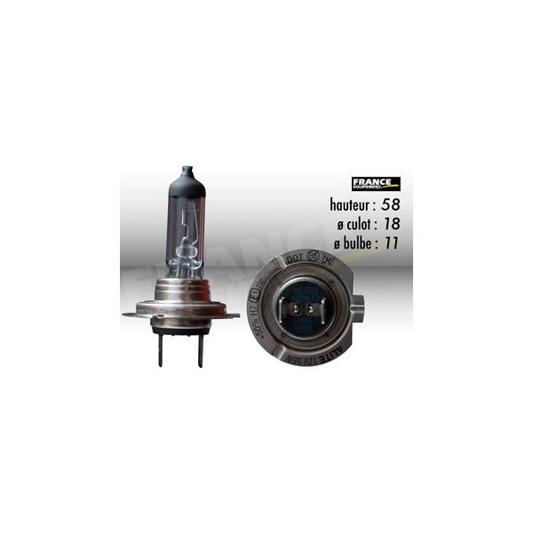 ampoule ultra xenon h7 px26d 12v55w fp moto. Black Bedroom Furniture Sets. Home Design Ideas