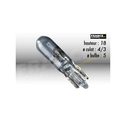 Ampoule W2 x 4.6D 12V2,3W