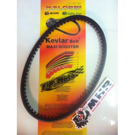 Courroie Malossi Kevlar Belt 17x9,5x820 30°