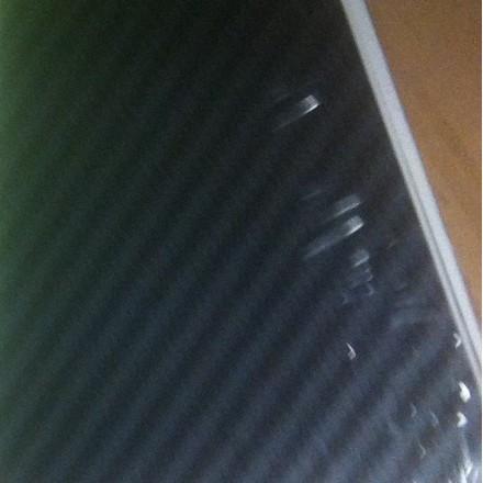 Planche Adhesive Look Carbone Respirante