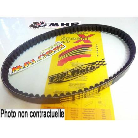 Courroie Malossi X Kevlar Belt pour OVER RANGE 18,5x9,5x738. 30°
