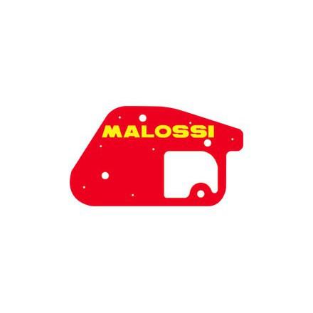 Mousse de filtre à air Malossi Red Sponge pour MBK 50 Booster, Stunt / Yamaha 50 Bw's Slider