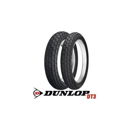 DU.635000 PNEU DUNLOP 140/80-19 TT DT3 MEDIUM Pneus DUNLOP (Moto)   Fp-moto.com
