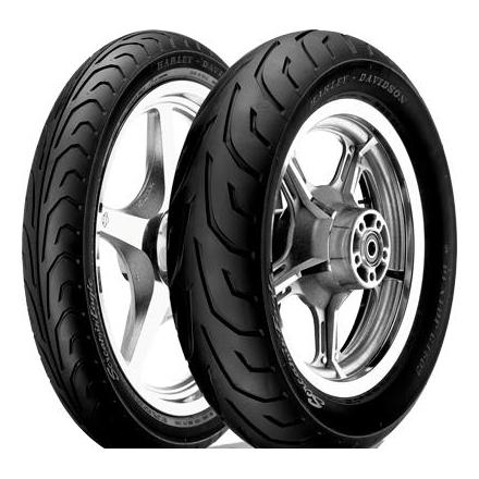 DU.628184 PNEU DUNLOP 80/90-21 54V TL GT502 (HARLEY-DAVIDSON) Pneus DUNLOP (Moto) | Fp-moto.com