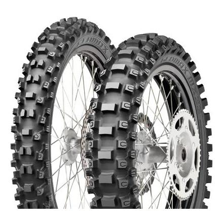 DU.636105 PNEU DUNLOP 70/100-17 40M TT GEOMAX MX33F Pneus DUNLOP (Moto) | Fp-moto.com