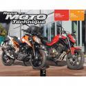Revue Moto Technique RMT 193 KTM DUKE 125 (2017 à 2019) + HONDA CB500FA&XA & CBR500RA (2016 à 2018)