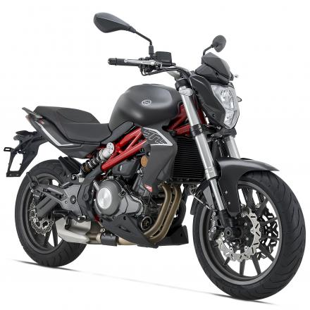 Benelli BN 302 ABS ANTHRACITE