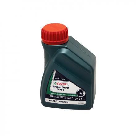 150335 LIQUIDE DE FREIN CASTROL DOT 4 BRAKE FLUID (500 ml) 100% SYNTHETIQUE Lubrifiants et nettoyants | Fp-moto.com garage