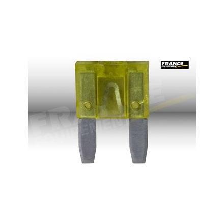 LE14712 1 FUSIBLE PLAT / MINIATURE 20A Fusibles RING | Fp-moto.com garage moto albi atelier reparation