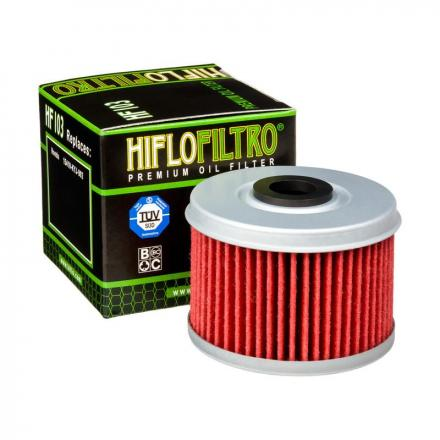 HF103 Filtre à huile HIFLOFILTRO HF103 2 Général HIFLOFILTRO | Fp-moto.com garage moto albi atelier reparation