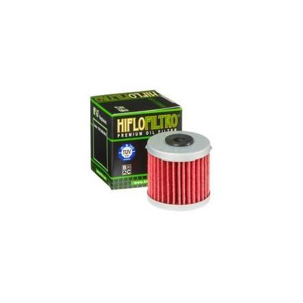 HF167 Filtre à huile HIFLOFILTRO HF167 POUR DAELIM 125 VC, VS, VT-LML 125 STAR (38x38mm) Filtre à huile HIFLOFILTRO | Fp-moto.