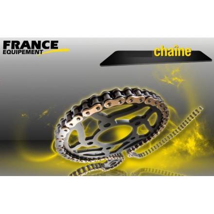 8001.3580.40 Couronne acier FE Yamaha 530 T-MAX '13 40 520 FRANCE EQUIPEMENT Couronne arrière de transmission