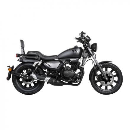 172547 SISSYBAR SHAD POUR KEEWAY 125 K-LIGHT (K0KL18SN) 2 Général SHAD   Fp-moto.com garage moto albi atelier reparation