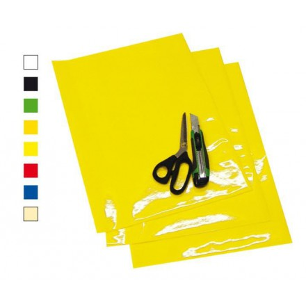 Planche Adhesive Crystall Rouge