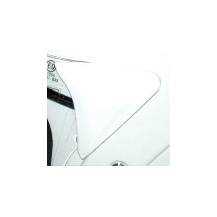 Fixation Ecran Casque Mini Jet Blanc (le jeu)