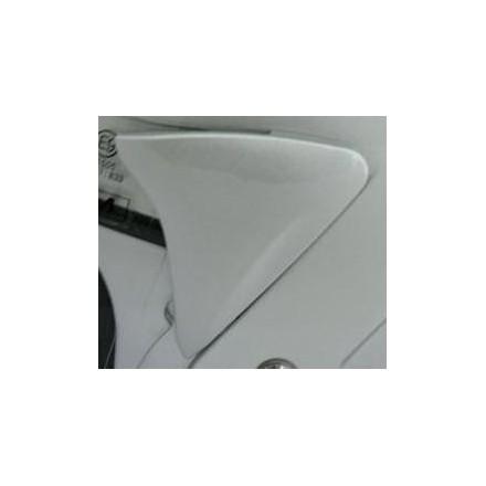 Fixation Ecran Casque Mini Jet Argent (le jeu)