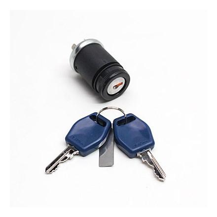 Contacteur à clé 50 à Boite Adapt. Peugeot 50 Xp6 1997>2010 (Seul) -Selection P2R-