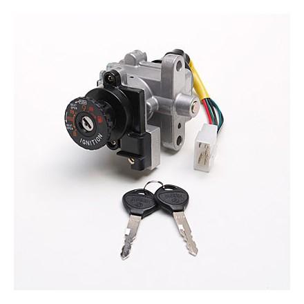 Contacteur à clé Maxiscoot adapt. Kymco 125 Drand Dink 2001>2002 -Selection P2R-