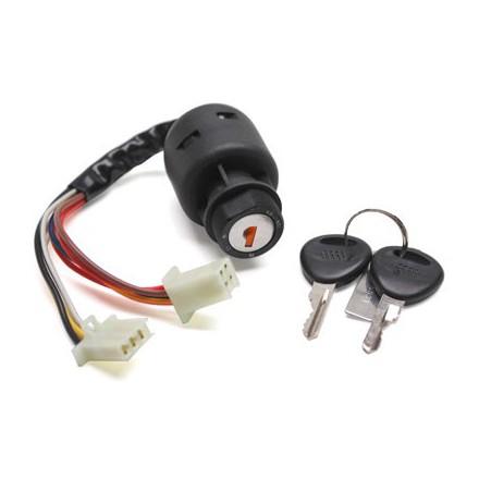 Contacteur à clé 50 à Boite Adapt. Mbk 50 X-Limit-Yamaha 50 Dtr (Seul) -Selection P2R-