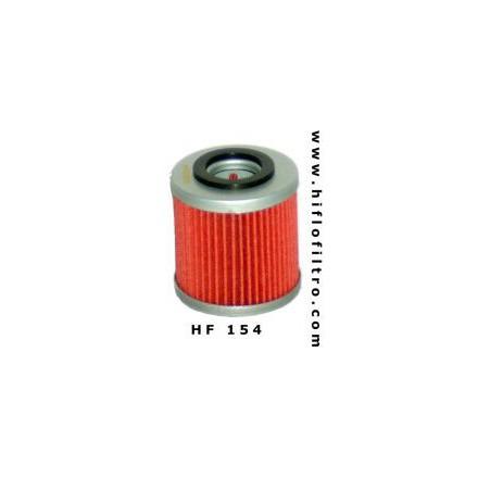 HF154 Filtre à huile HIFLOFILTRO HF154 POUR HUSQVARNA TE-TC 250, TE-TC 450, TE-TC 510, SMR 510, SM 610 (45x48mm) HIFLOFILTRO Fil