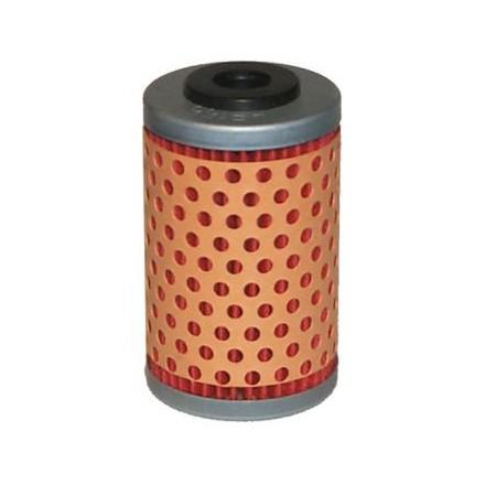 HF155 Filtre à huile HIFLOFILTRO HF155 POUR KTM 125 DUKE, 640 DUKE, 250 EXC, 400 SX (41x69mm) HIFLOFILTRO Filtre à huile