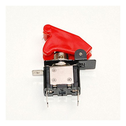 Interrupteur De Securite Replay Avec Diode Rouge