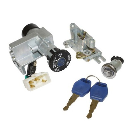 Contacteur à clé Maxiscoot adapt. Kymco 125 Agility 2006>2008 -Selection P2R-