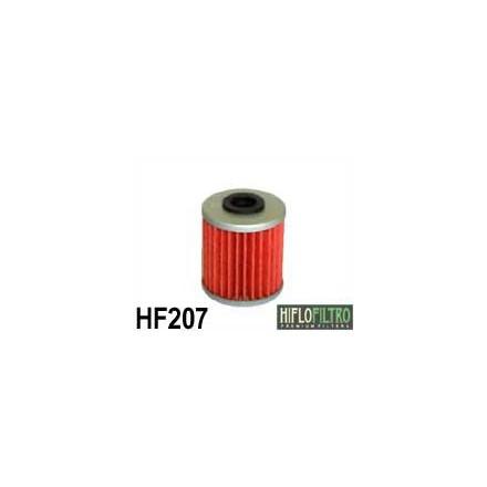 HF207 Filtre à huile HIFLOFILTRO HF207 POUR KAWASAKI 250 KX 2004-2015-SUZULI 250-450 RM 2004-2015-BETA 250-300 EVO 2009-2016 (38