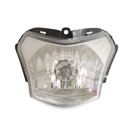 Optique Maxiscoot adapt. Honda 300 Sh 2007>2010 -Homologue Ce- -Vicma -Selection P2R-
