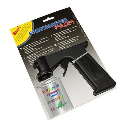 Poignée pistolet de bombe de peinture Motip SprayPlast