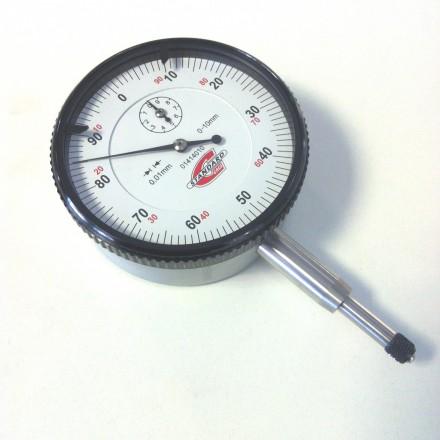 01414010 Comparateurs de précision de diamètre 58 mm, lecture au 0,01 mm STANDARD GAGE MétrologieSTANDARD GAGE | Fp-moto.com