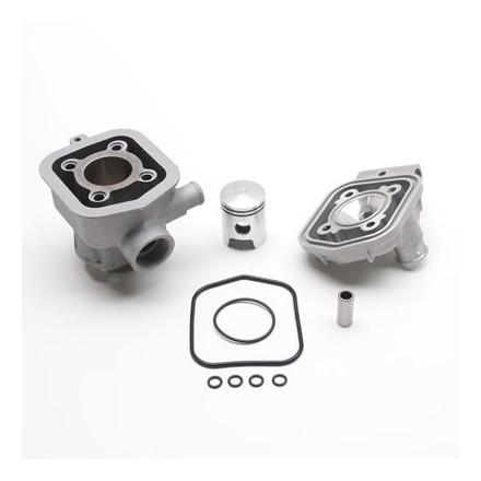 Haut Moteur Cyclo adaptable MBK 51 Liquide -Alu Nikasil P2R-