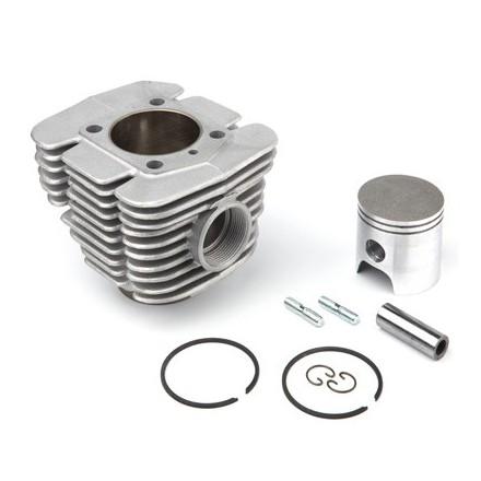 Cylindre Cyclo adaptable MBK 88 -Alu Nikasil Airsal-