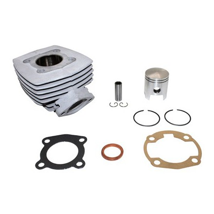 Cylindre Cyclo adaptable Peugeot 50 Fox -Alu Nikasil Airsal-