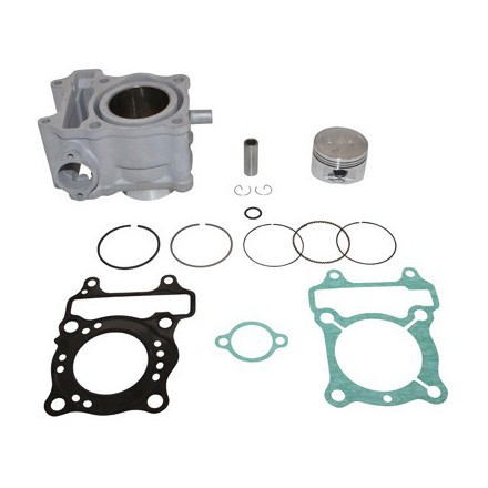Cylindre Maxiscooter adaptable Honda 125 Phantheon 4T, S Wing 4T, Sh- Keeway 125 Oulook 4T (Qj153Mj-2)- Malaguti 125 Blog 4T -A
