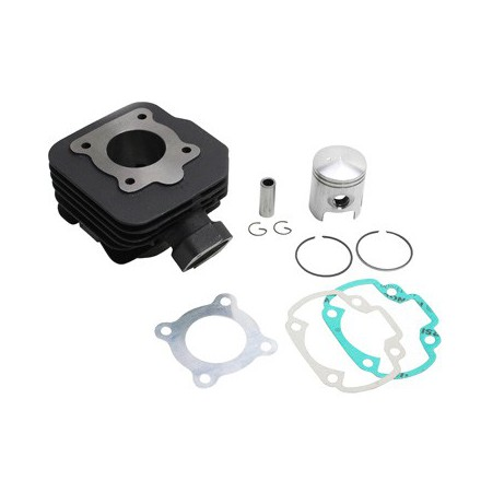 Cylindre Scoot Top Perf Fonte pour Peugeot 50 Tkr, Trekker, Speedfight Air, Vivacity, Buxy, Squab, Zenith, Elyseo