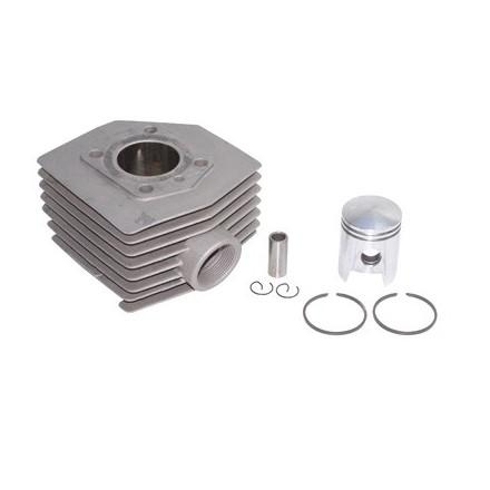 Cylindre Cyclo adaptable MBK 51, 41, Club Air -Alu Nikasil P2R-