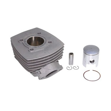 Cylindre Cyclo adaptable Peugeot 50 Fox -Alu Nikasil P2R-