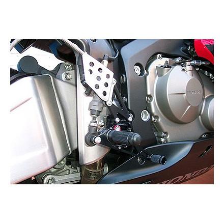 Commandes reculées multi-position LSL pour Honda CBR600RR 2003-06
