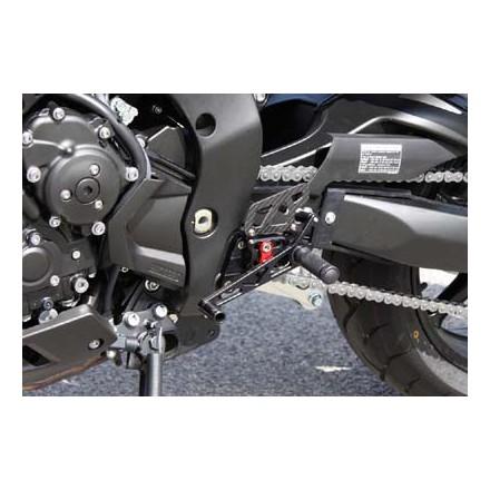 Commandes reculées multi-position LSL pour Yamaha FZ6 06-10 / FZ1N 06-10