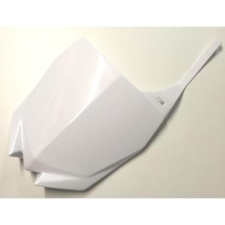 Plaque cross Ufo pour YZ250F-450F '10 Blanc YZ 91-10