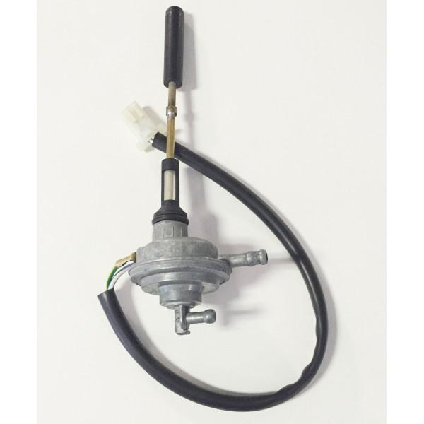 robinet d 39 essence avec d pression jauge a essence fp moto. Black Bedroom Furniture Sets. Home Design Ideas