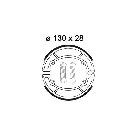 Mâchoire de freins AP RACING LMS888 O 130 x 28