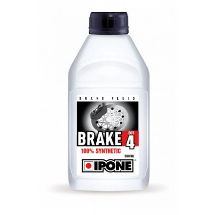 Liquide de frein Ipone BRAKE DOT 4