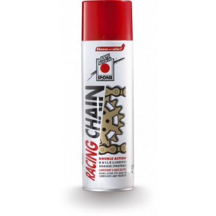 Spray Racing Chain Ipone Rouge (500ml)