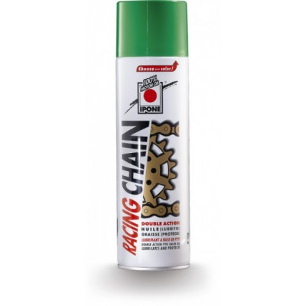 Spray Racing Chain Ipone Vert (500ml)
