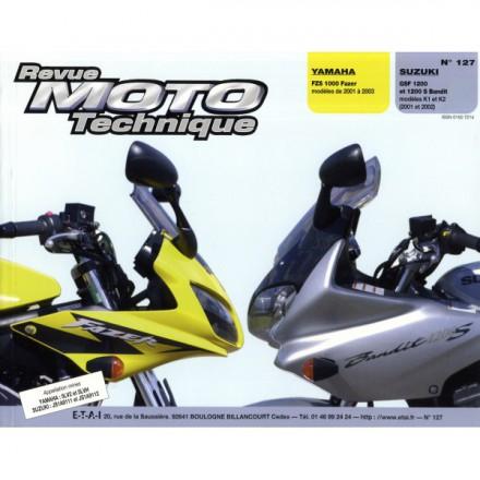 Revue Moto Technique RMT 127.1 Y FZS1000-SU GSF