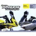Revue Moto Technique RMT 127.1 YAMAHA FZS1000 / SUZUKI GSF 1200 et 1200 S Bandit Modèles K1 et K2 (2001 et 2002)