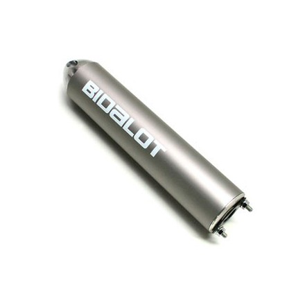 Silencieux 50 a boite Bidalot mxr-smr gun metal