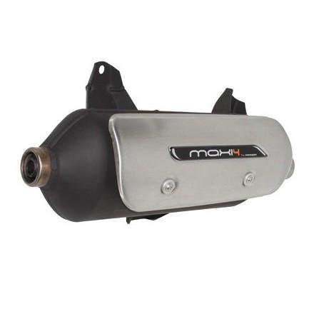 Pot maxiscooter Tecnigas new maxi 4 adaptable piaggio 125 beverly 2001>, carnaby 2007>-aprilia 125 scarabeo 2004>, sport-city 20